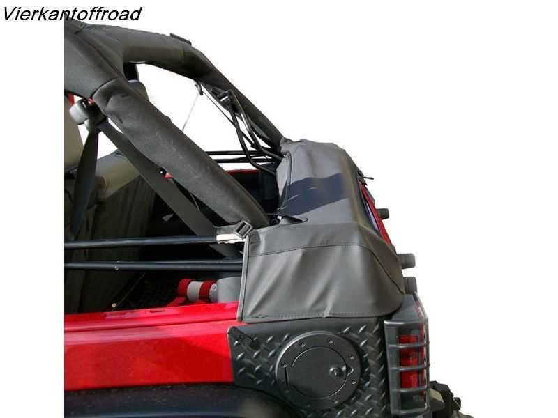 Abdeckung Softtop, Soft Top Storage Boot, Black Diamond, Jeep Wrangler JK 07-17