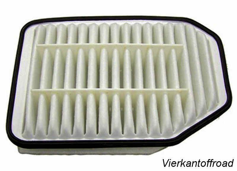 Air filter Jeep Wrangler JK 2.8Ltr CRD