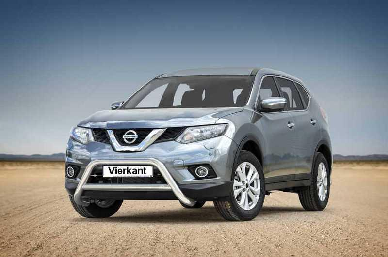 Bullbar Nissan X-Trail from 2014 onwards Bullbar Bullbar V2A bullbar