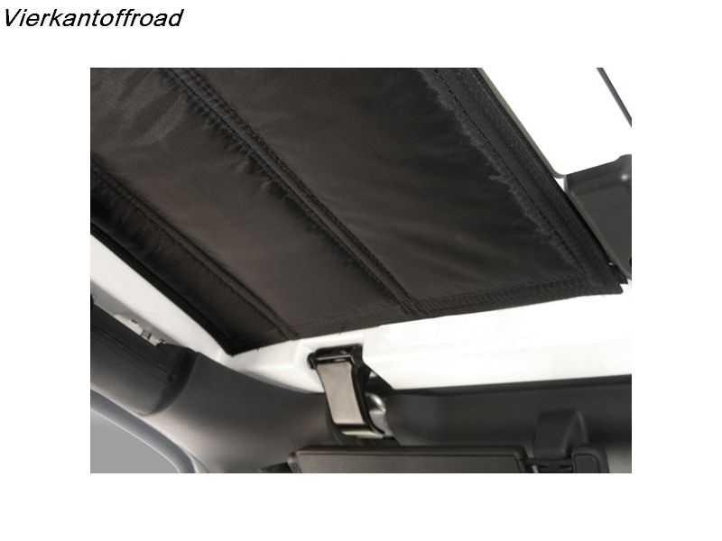 Hardtop Isolierung / Insulation Kit, Jeep Wrangler JK 4-Türer bis 2010