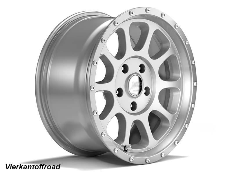 Dachträger für Ford C-Max 2010-2019 abschließbar aluminium silber Modula TÜV-GS